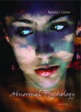 Comer Abnormal Psychology 8th txtbk
