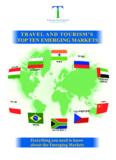Travel and Tourism's - tourism-intelligence.com