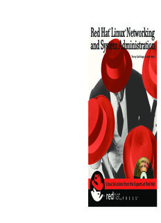 Red Hat Linux Networkingand System Administration - Nettech