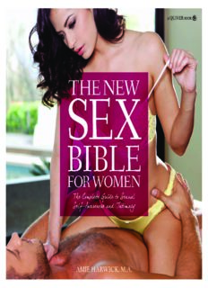 The New Sex Bible for Women: The Complete Guide