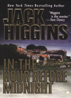 Higgins, Jack - Hour Before Midnight