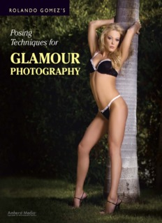 Posing Techniques for Glamour Photography