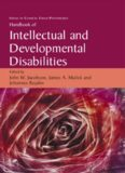 Handbook of Intellectual and Developmental Disabilities (Issues in Clinical Child Psychology)