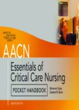 AACN essentials of critical care nursing : pocket handbook