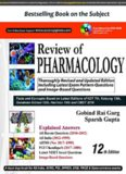 Review of Pharmacology (PGMEE) Paperback – 2018