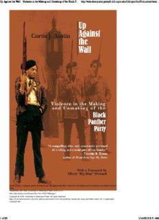 Up-Against-the-Wall-Violence-in-the-Making-and-Unmaking-of-the-Black-Panther-Party-Curtis