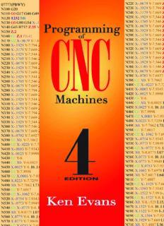 Programming of CNC Machines, Fourth Edition