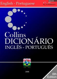Dicionário Inglês-Português Collins