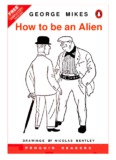 Level 3 – How To Be An Alien – Penguin Readers