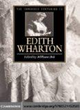 The Cambridge Companion to Edith Wharton