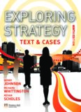 Exploring Strategy Text & Cases 9th Edition