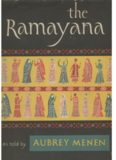 The Ramayana, as told by Aubrey Menen