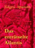 Spanuth, Juergen – Das entraetselte Atlantis (1953, 281 S.)