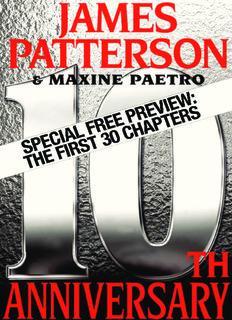 10 - James Patterson