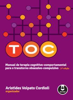 Manual de terapia cognitivo-comportamental para o transtorno obsessivo-compulsivo