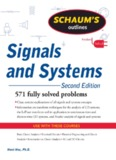 Signals and Systems – 2nd Edition – Schaums Outline Series