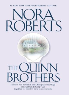The Quinn Brothers (Sea Swept; Rising Tides)