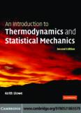 Thermodynamics & Statistical Mechanics by Stowe.pdf