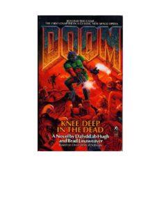 Dafydd ab Hugh & Brad Linaweaver - Doom 01 - Knee Deep In The Dead