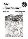 the cloudsplitter