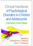 Clinical Handbook of Psychological Disorders in Children and Adolescents: A Step-by-Step Treatment