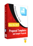 Proposal Pack - Business Proposal Template and Sample Proposal