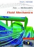 Fox and McDonald's Introduction to Fluid Mechanics (8th Edition)