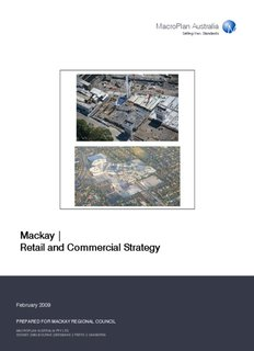 Mackay | Retail and Commercial Strategy - Mackay Regional Council