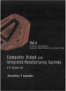 Computer aided and integrated manufacturing systems. / Volume 4, Computer aided design/computer aided manufacturing (CAD/CAM)