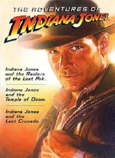 The Adventures of Indiana Jones (Raiders of the Lost Ark; Temple of Doom; Last Crusade)