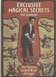 Exclusive Magical Secrets - The Famous Locked Book of Magic [tricks descriptions