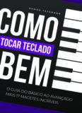 Livro Como Tocar Teclado Bem - Ramon Tessmann
