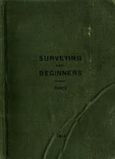 Surveying for beginners - Civil Engineering