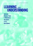 Learning and Understanding: Improving Advanced Study of Mathematics and Science in U.S. High