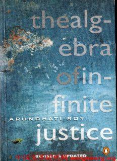 Algebra of Infinite Justice