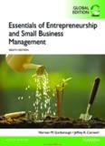 Essentials of Enterpreneurship