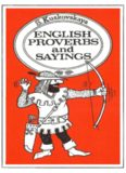 Сборник английских пословиц и поговорок (English Proverbs and Saying)