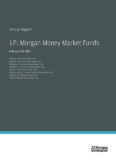 J.P. Morgan Money Market Funds