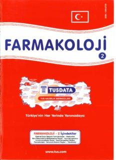 Tusdata Farmakoloji Konu Kitabı