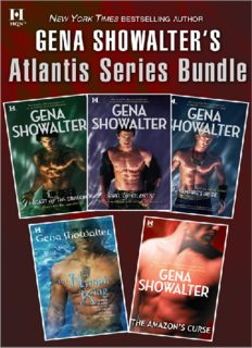 Atlantis Series Bundle (Heart of the Dragon; Jewel of Atlantis; The Nymph King; The Vampire's Bride; The Amazon's Curse)