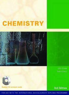 Chemistry - John Green and Sadru Damji - Third Edition