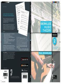 Berklee Music Theory - Book 2 (Berklee Press)