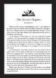 The Secret Chapter - Outwitting the Devil
