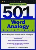 501 Word Analogy Questions - Central Bucks School District