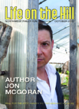AUTHOR JON MCGORAN - Life on the Hill