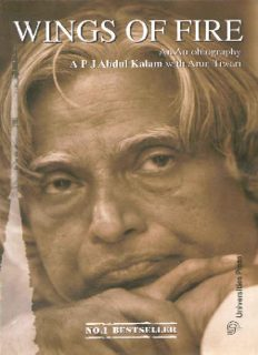 Wings of fire by Abdul Kalam