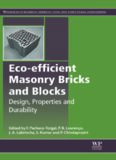 Eco-efficient Masonry Bricks and Blocks Design, Properties and Durability