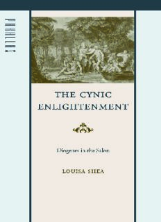 The cynic enlightenment : Diogenes in the salon