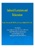 Induced Lactation and Relactation - Ask Lenore