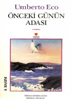 Önceki Günün Adası - Umberto Eco